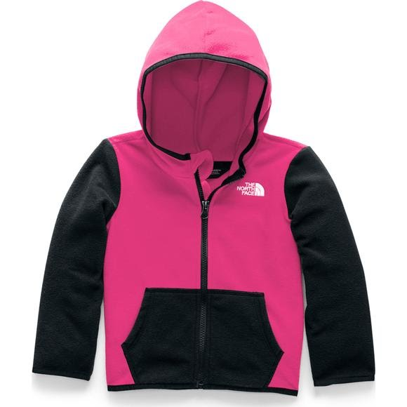 The North Face Toddler Glacier Full-Zip Hoodie Image