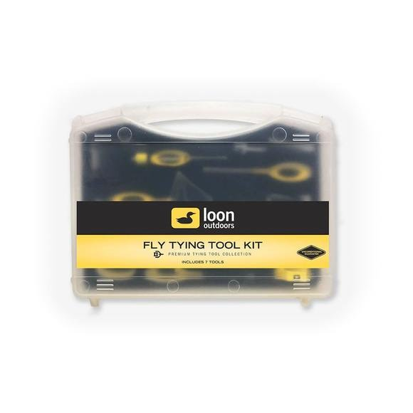 Loon Fly Tying Tool Kit Image