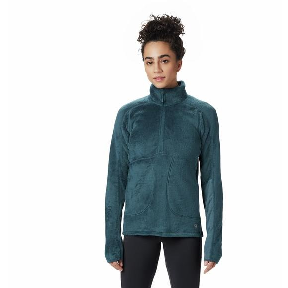 Mountain Hardwear Women's Monkey Fleece Pullover Image
