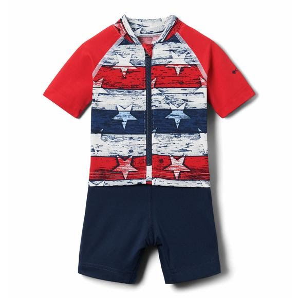 Columbia Youth Infant Sandy Shores Sunguard Suit Image