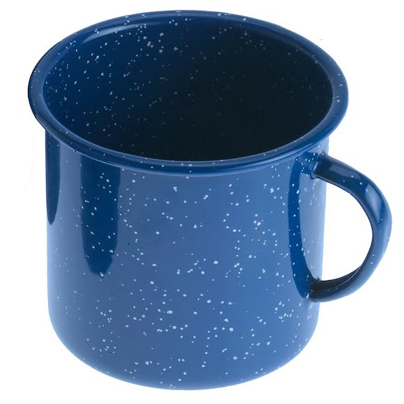 Gsi Outdoors 12 fl oz Enamelware Cup Image
