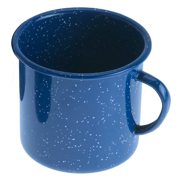 Gsi Outdoors 18 fl oz Enamelware Cup Image