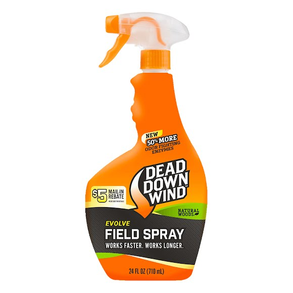 Dead Down Wind Evolve 3D+ Field Spray - Natural Woods (24 oz) Image