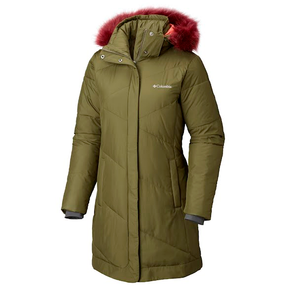 Columbia Women s Snow Eclipse Mid Jacket Image b8aeb5e19