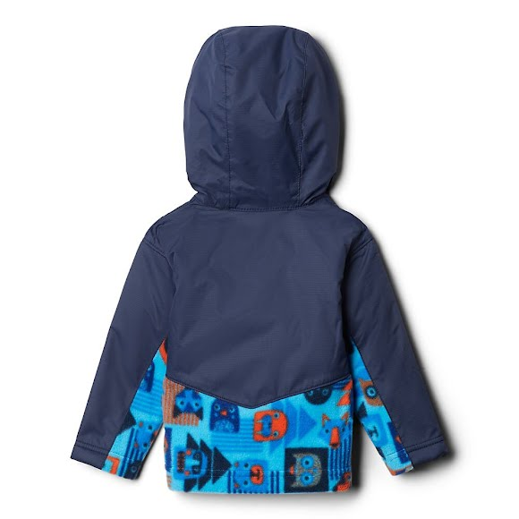 8d91fd1f80a Columbia Toddler Steens Mountain Overlay Hoodie Jacket