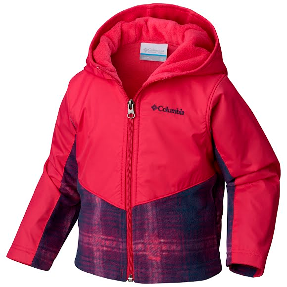 fd066ed3e Columbia Toddler Steens Mountain Overlay Hoodie Jacket Image