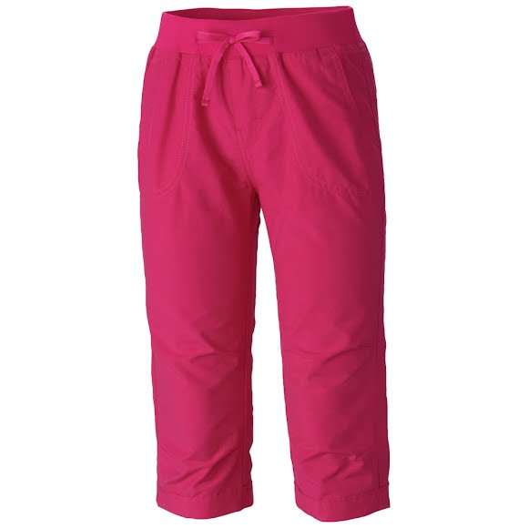Columbia Youth Girl's Five Oaks Capri Image