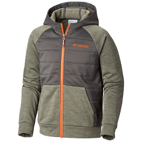 Columbia Boy's Youth Endless Explorer Jacket Image