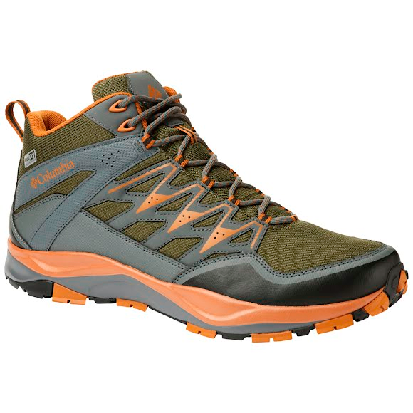 adc8e764142 Columbia Men's Wayfinder Mid OutDry Shoe