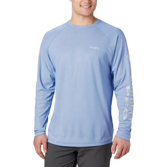Columbia Men's Terminal Deflector Long Sleeve Shirt (Tall) Image