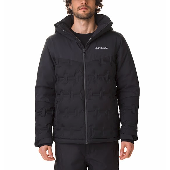 Columbia Men's Wild Card Down Jacket Image