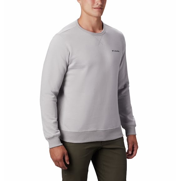 Columbia Men's Columbia Logo Fleece Crew Image