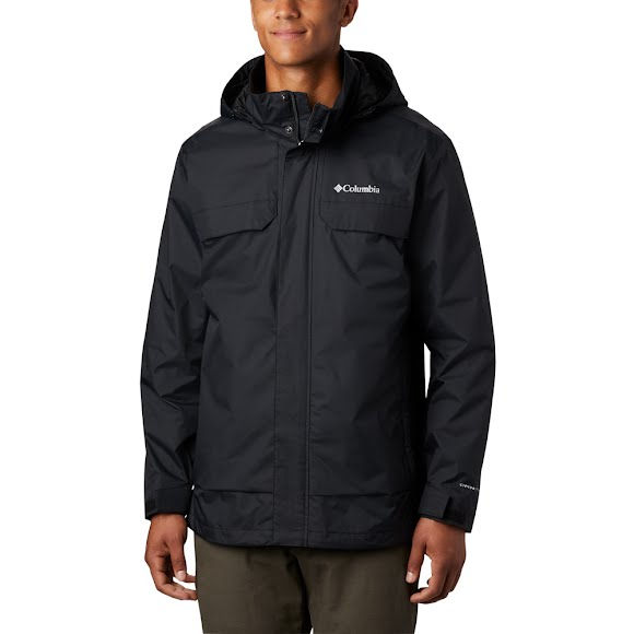 Columbia Men's Tryon Trail Shell Jacket Image