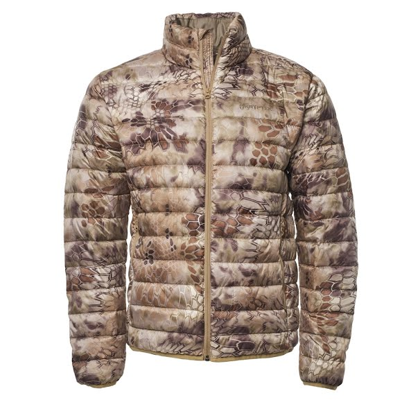 Kryptek Apparel Men's Cirius Down Jacket (Extended Sizes) Image