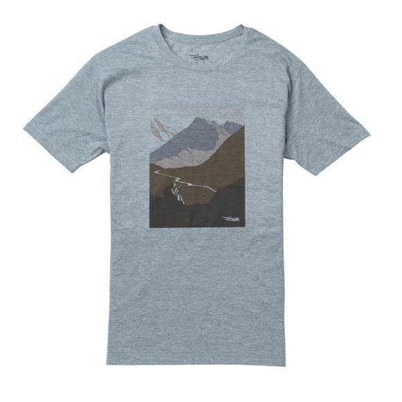 Sitka Gear Men's Glassing Tee Short Sleeve Image