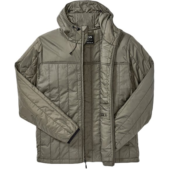 Filson Men's Ultralight Hooded Jacket Image