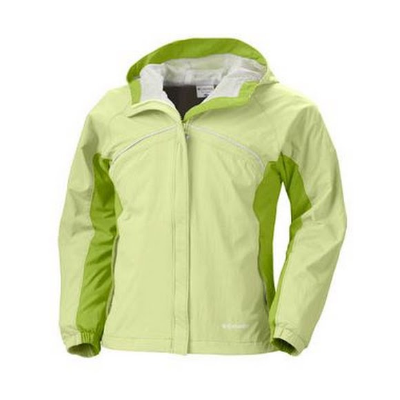 Columbia Girls Day Trip Jacket Image