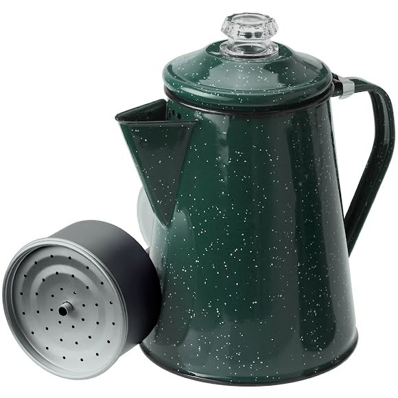 Gsi Outdoors 12 Cup Coffee Percolator Image