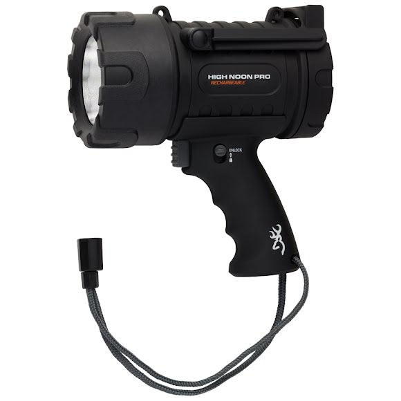 Browning High Noon Pro USB Rechargeable Spotlight Image
