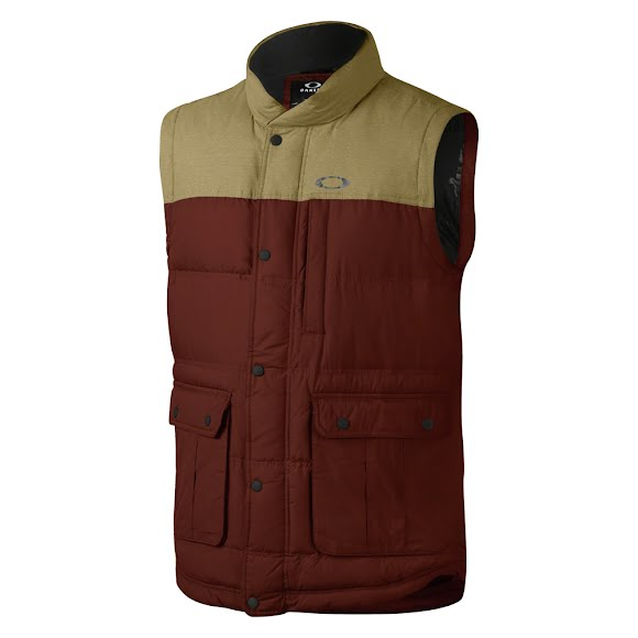 Oakley Men's Drifter Down Vest Image