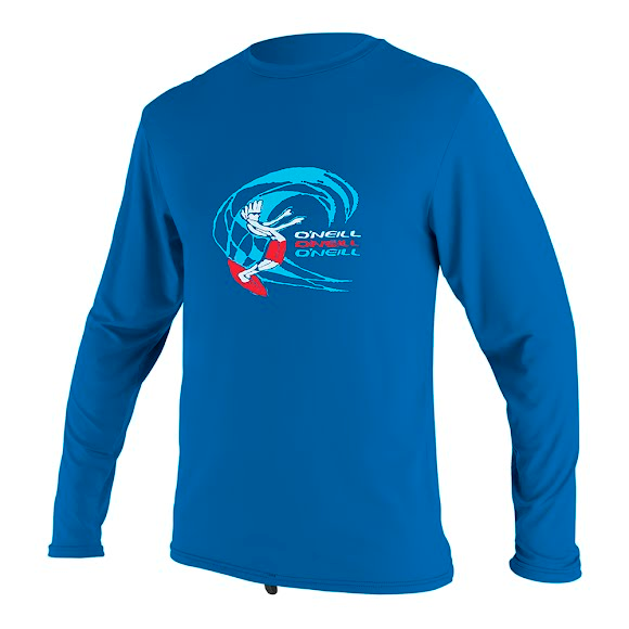 Oneill Toddler O'Zone Long Sleeve Sun Shirt Image