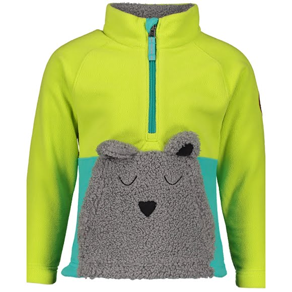 Obermeyer Youth Girl's Easton Fleece Top Image