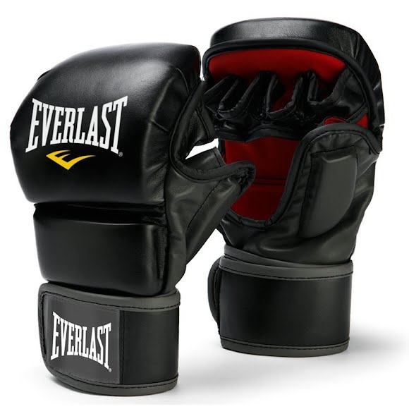 Everlast Advanced MMA Striking Training Gloves Image