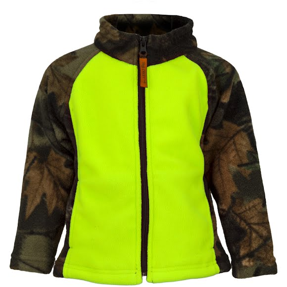 Trail Crest Youth Toddler Outdoor Jiffy Jacket Image