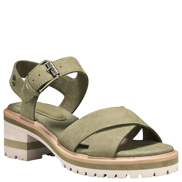 Timberland Women's Violet Marsh X-Band Sandals Image