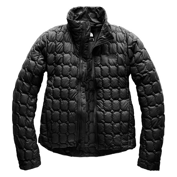 The North Face Women's Thermoball Crop Jacket Image