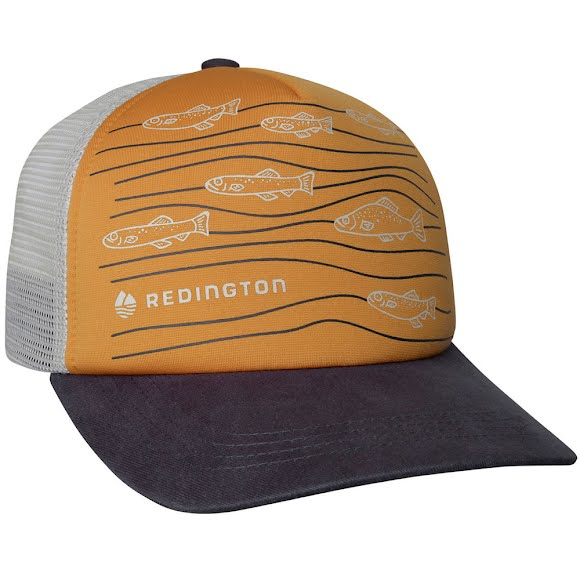 Redington Go With the Flow Foam Trucker Hat Image