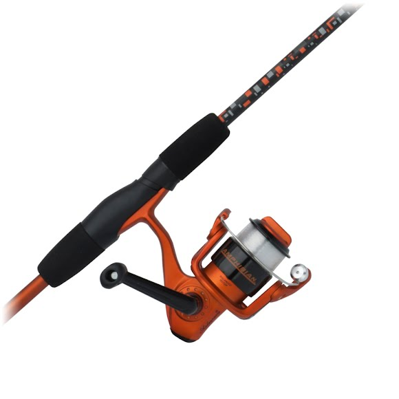 Shakespeare Amphibian 5ft, 6in, 2-Piece Spinning Combo Image