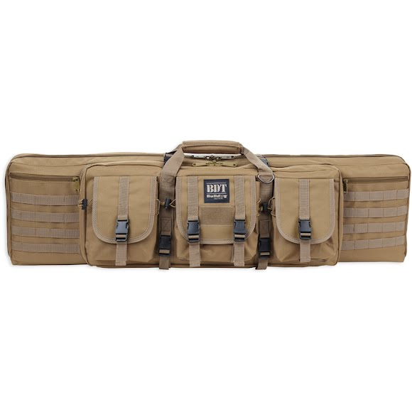 Bull Dog Cases Deluxe Tactical Rifle Bag (36 Inch) Image