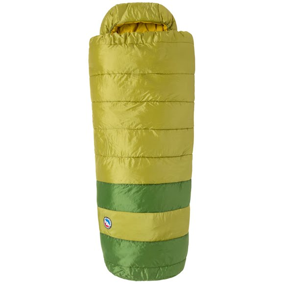 Big Agnes Echo Park 0 Degree Sleeping Bag (Wide, Long) Image