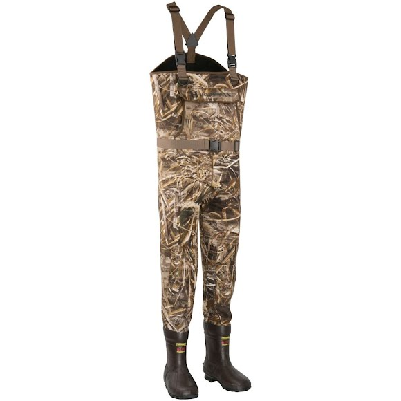 Hodgman Brighton Neoprene Cleated Max5 Chest Wader Image