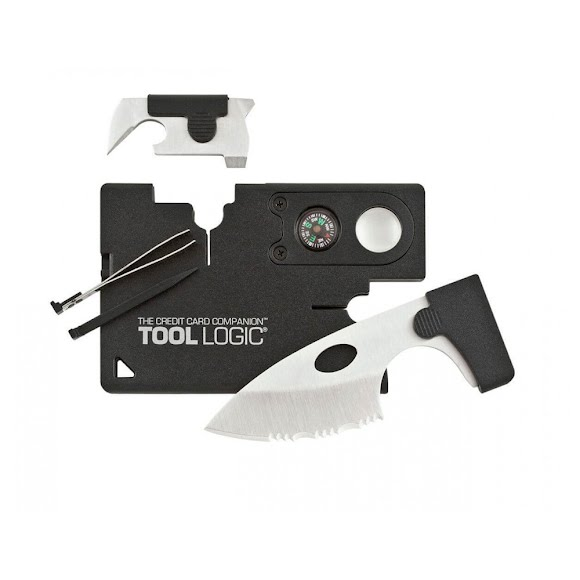 Sog Credit Card Companion with Lens and Compass Image
