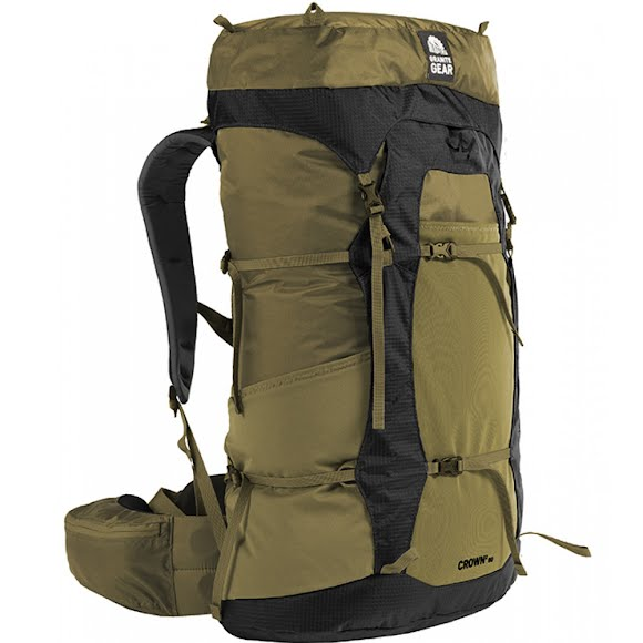 Granite Gear Men's Crown2 60 Internal Frame Pack Image