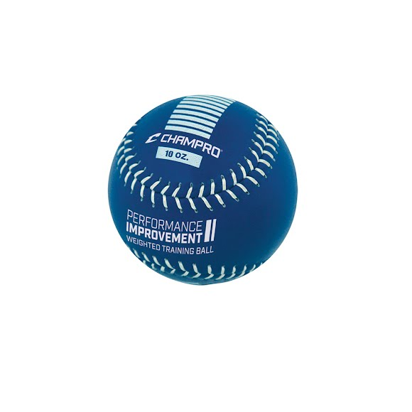 Champro Weighted Trainiing Softball 10 oz Image
