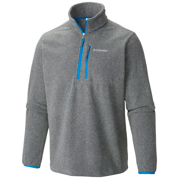 Columbia Men's Cascade Explorer Half Zip Fleece Image