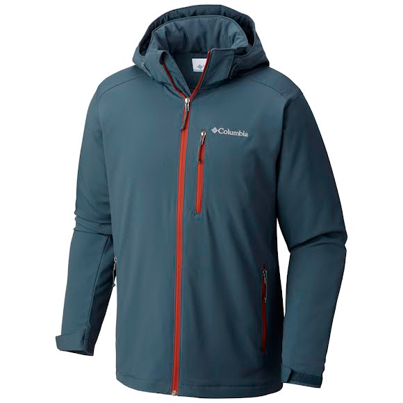 Columbia Men S Gate Racer Softshell Jacket