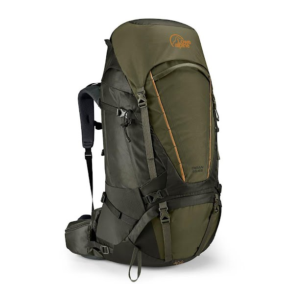Lowe Alpine Diran 55:65 Internal Frame Pack Image