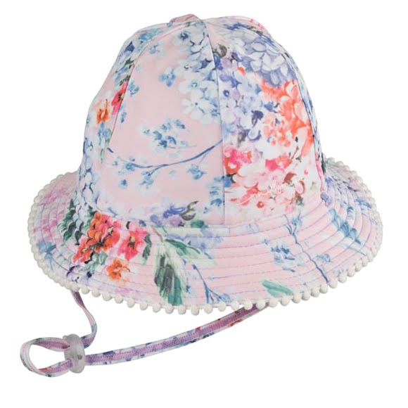 Kooringal Youth Girl's Millymook Floppy Coco Hat Image