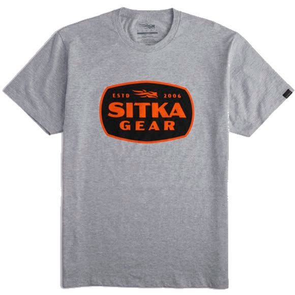 Sitka Gear Men's Hunt Patch Tee Image