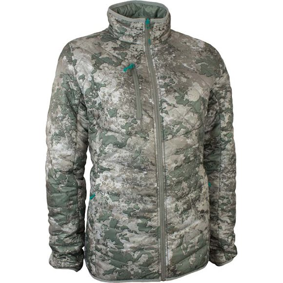 Girls With Guns Women's Kilima Reversible Puff Jacket Image