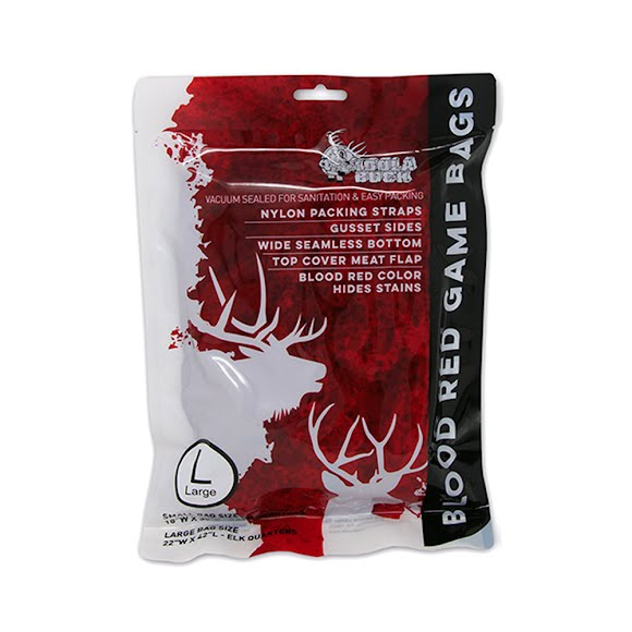 Koola Buck Blood Red Game Bag Large Image