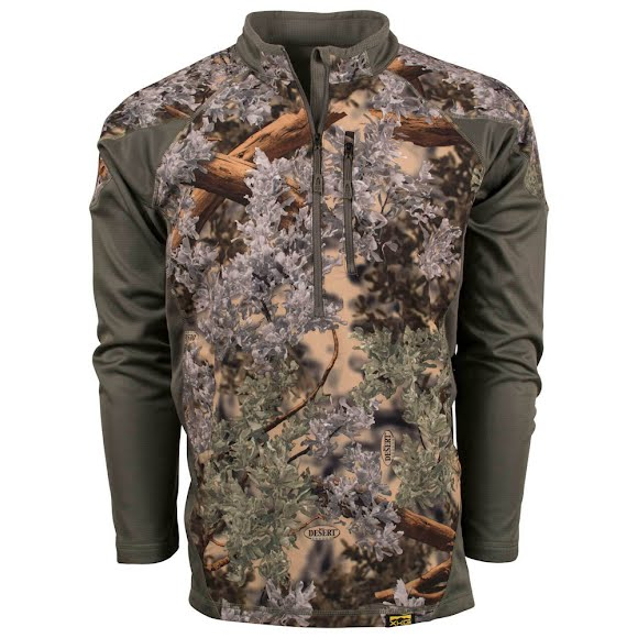 King's Camo Men's XKG Hightop 1/4 Zip Image