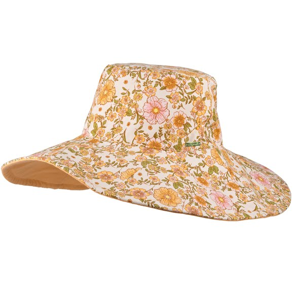 Kooringal Youth Girl's Millymook Lori Wide Brim Hat Image