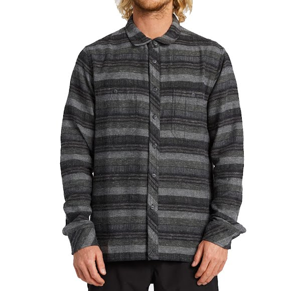 Billabong Men's Offshore Flannel Shirt Image