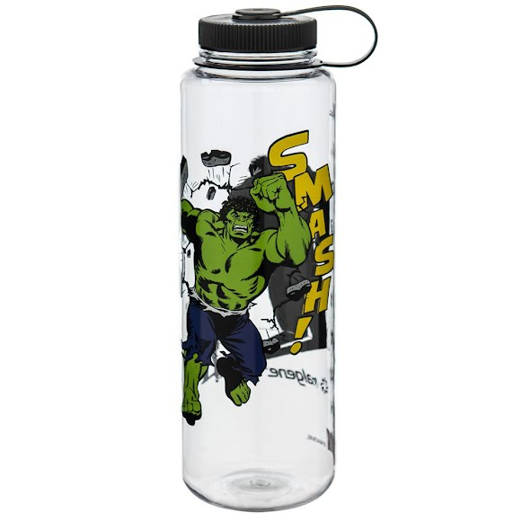 Nalgene Marvel 48 oz Wide Mouth Silo Water Bottle Image