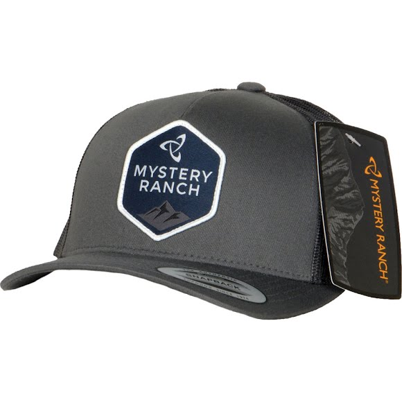 Mystery Ranch Hexagon Trucker Hat Image
